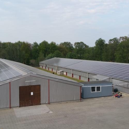 600kW - Dolna Saksonia, Deutschland