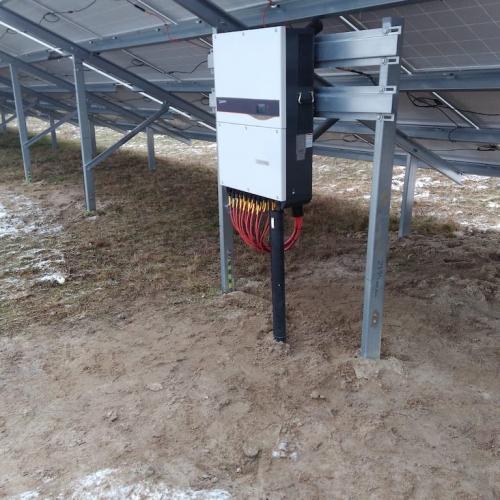 Wybrane instalacje naziemne powyżej 50kW / Selected ground installations / Ausgewählte Bodeninstallationen